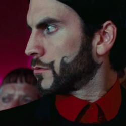 Wes Bentley como Seneca Crane em Jogos Vorazes