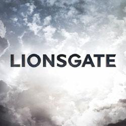 Logo oficial da Lionsgate