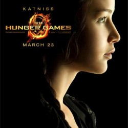 Pôster individual de Katniss