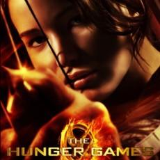 Katniss no pôster final de Jogos Vorazes