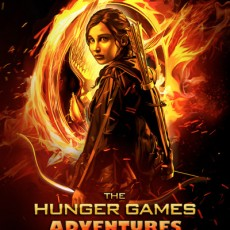 Pôster de The Hunger Games Adventures