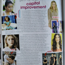 Scan da Teen Vogue