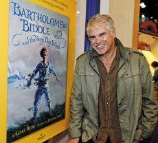 Gary Ross fala sobre seu romance infantil - Bartholomew Biddle and the Very Big Wind