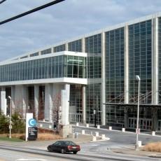 Georgia World Congress Center, um dos locais para as gravações de Em Chamas