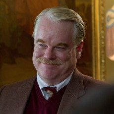 Philip Seymour Hoffman em The Master