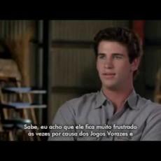 Entrevistas oficiais: Liam Hemsworth