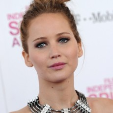 Jennifer Lawrence no Film Independent Spirit Awards