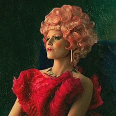 """Effie em novo pôster de """"Jogos Vorazes: Em Chamas"""""""