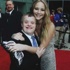 Jennifer Lawrence e Andy Strunk