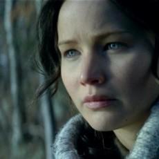 Katniss Everdeen em Em Chamas