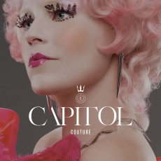 Effie Trinket no Capitol Couture