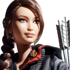 Barbie Katniss Everdeen