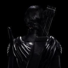 Katniss Everdeen em novo pôster de A Esperança - Parte 1
