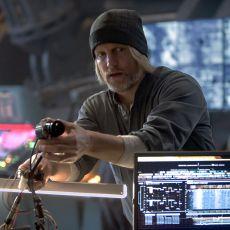 Woody Harrelson como Haymitch Abernathy em A Esperança - Parte 1
