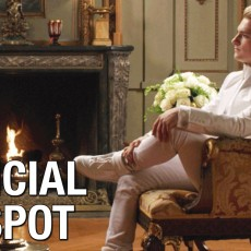 """Spot #5 de """"A Esperança: Parte 1″ é dedicado a Peeta Mellark"""