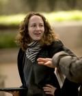 Nina Jacobson nos sets de A Esperança: Parte 1