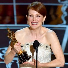 Julianne Moore no Oscar 2015