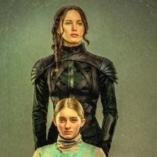 Katniss Everdeen e Primrose Everdeen em ensaio fotográfico