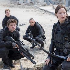 Katniss, Gale, Messalla e Finnick em primeira foto oficial de A Esperança: O Final