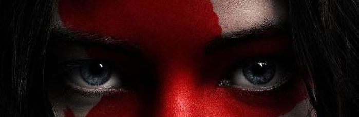 Katniss Everdeen em pôster de A Esperança O Final
