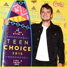 Josh Hutcherson Teen Choice
